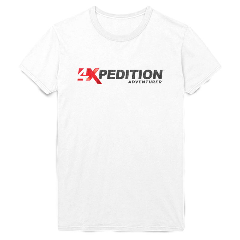 4XPEDITION Adventurer Logo Tee