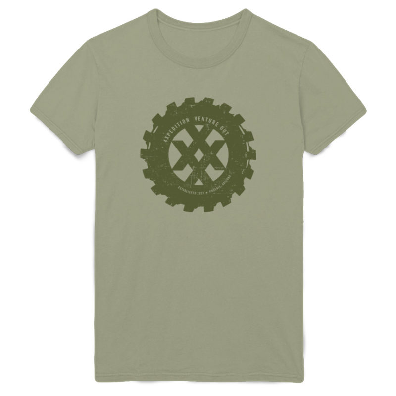 4x Rugged Terrain Tee