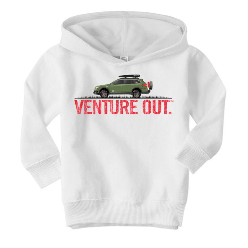 4X Venture Out Subaru Hoodie