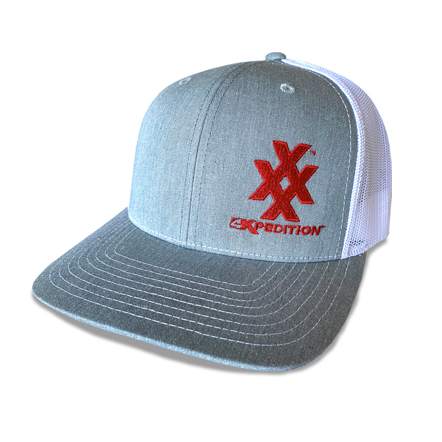 4X Icon Structured Side-Stitched Trucker Hat