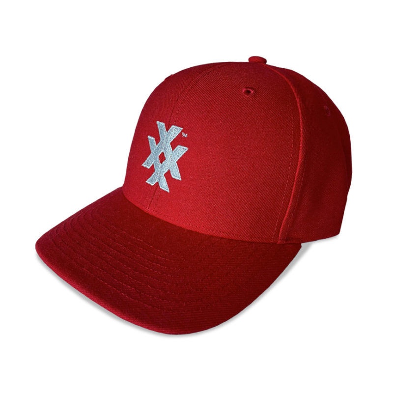 Big Red Structured 4x Icon Trucker Cap