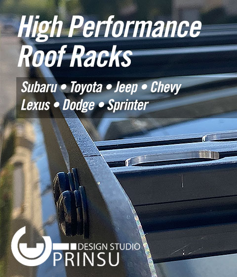 Prinsu Design Studio Performance Roof Racks