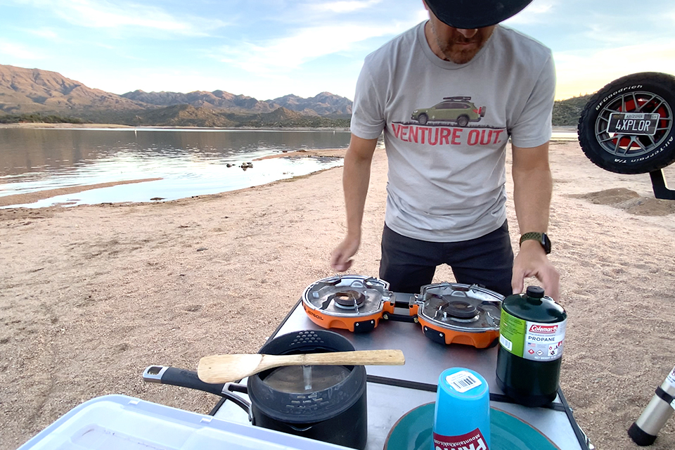 4xpedition overland jetboil genesis