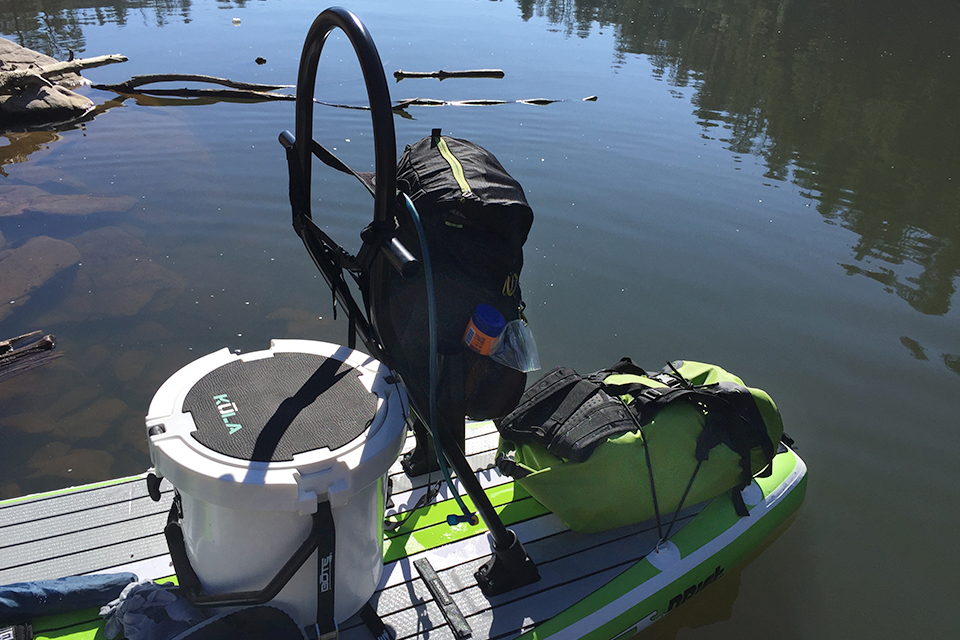 4XPEDITION SUP Equipment