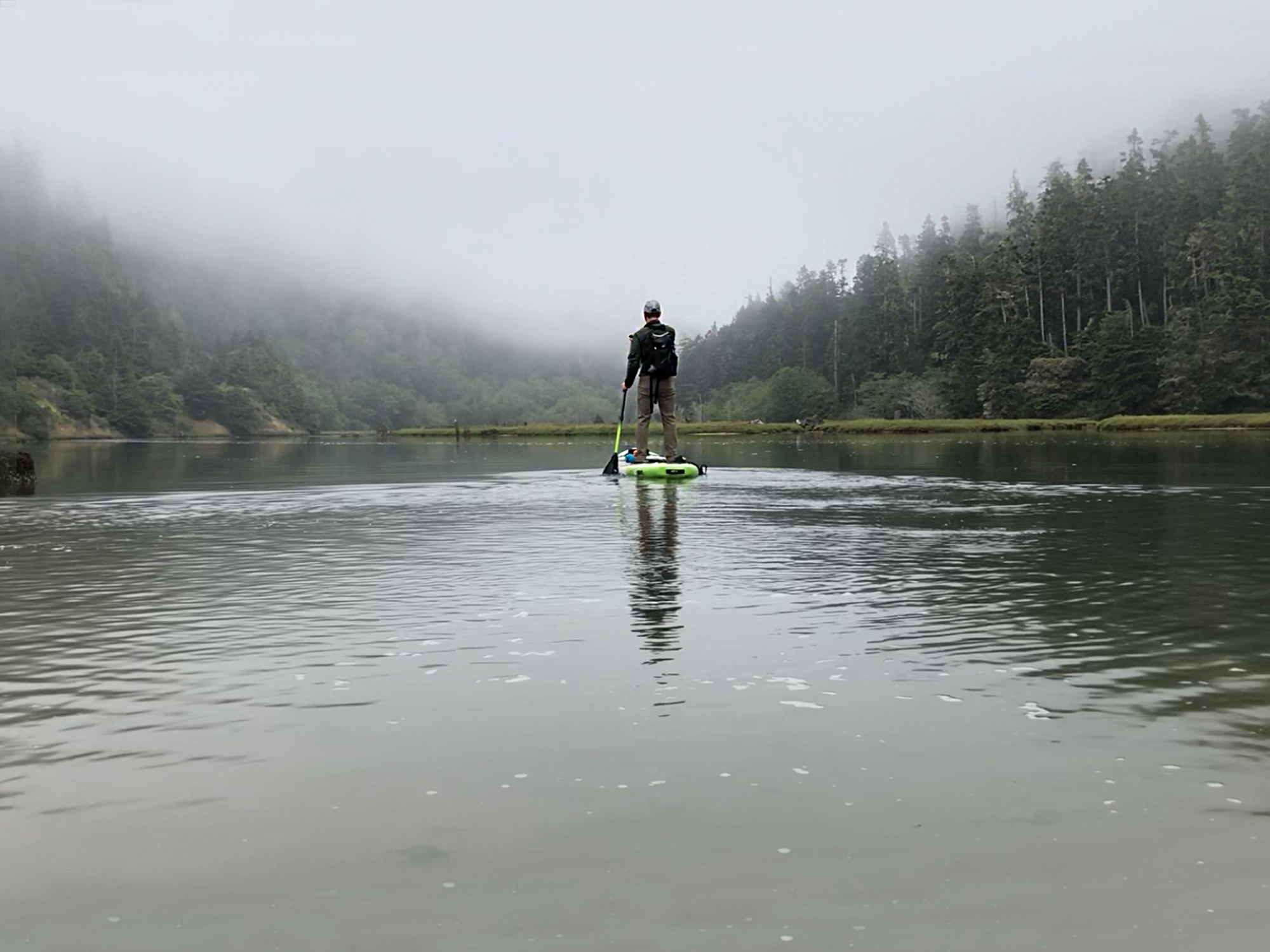 4XPEDITION SUP Big River California