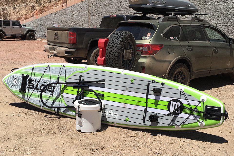 4xpedition sup expeditions bote drift bugslinger inflatable sup