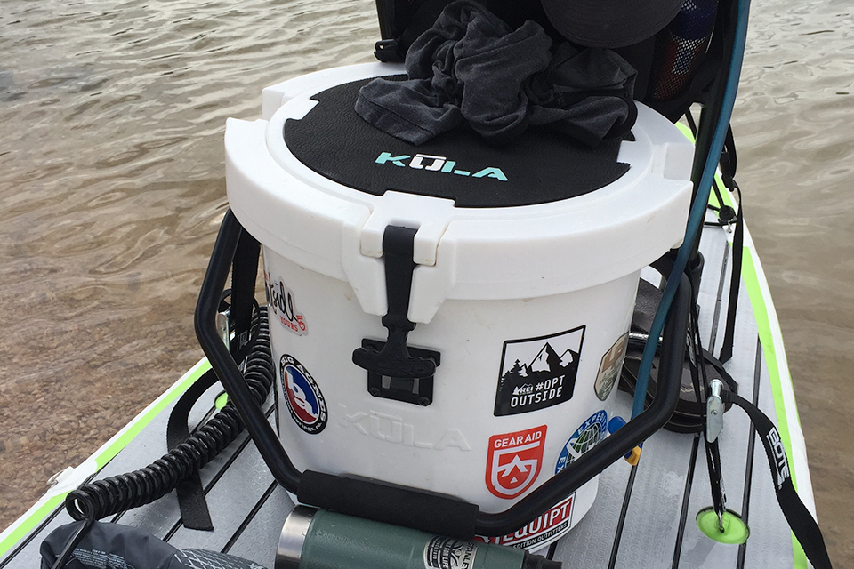 4xpedition sup expeditions kula 5 gallon bucket cooler