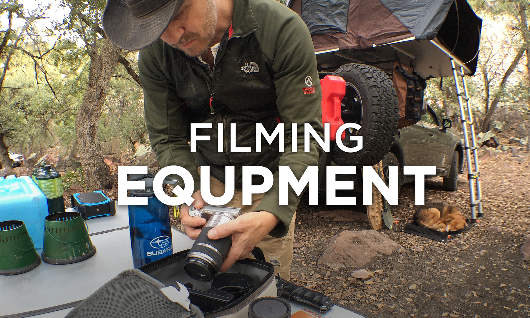 4XPEDITION Filming Equipment