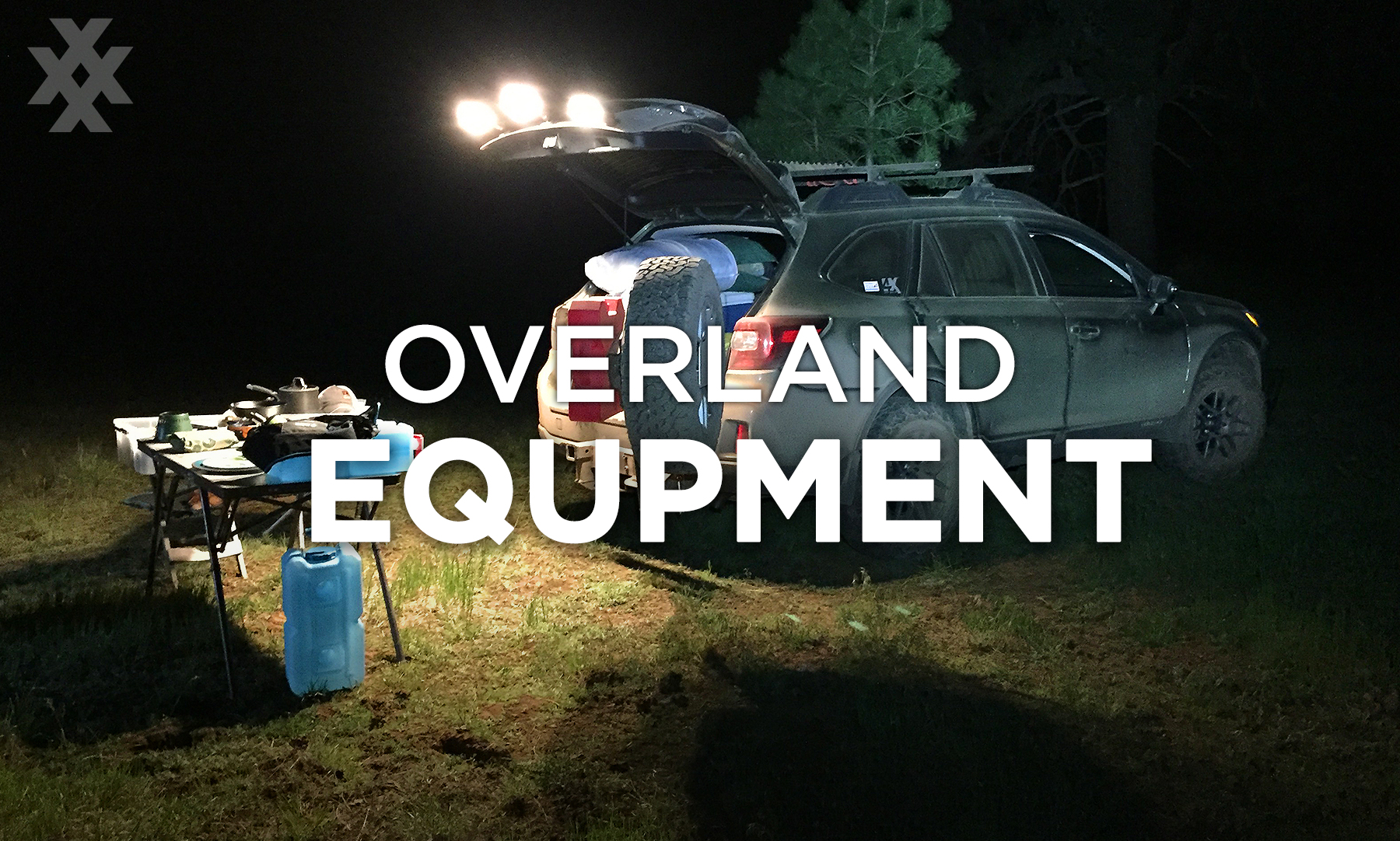 4XPEDITION Overland Equipment