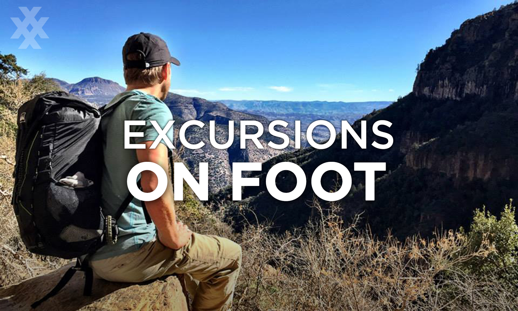 Excursions on Foot