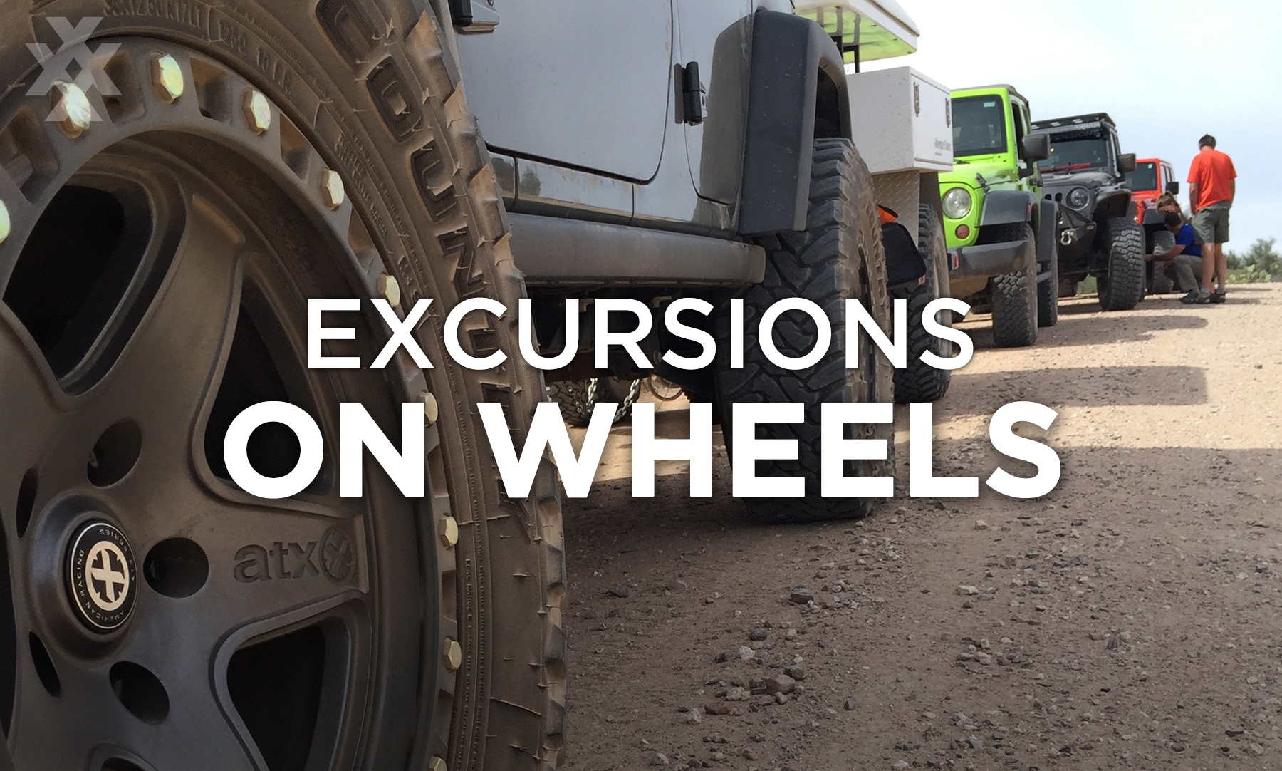 Excursions on wheels