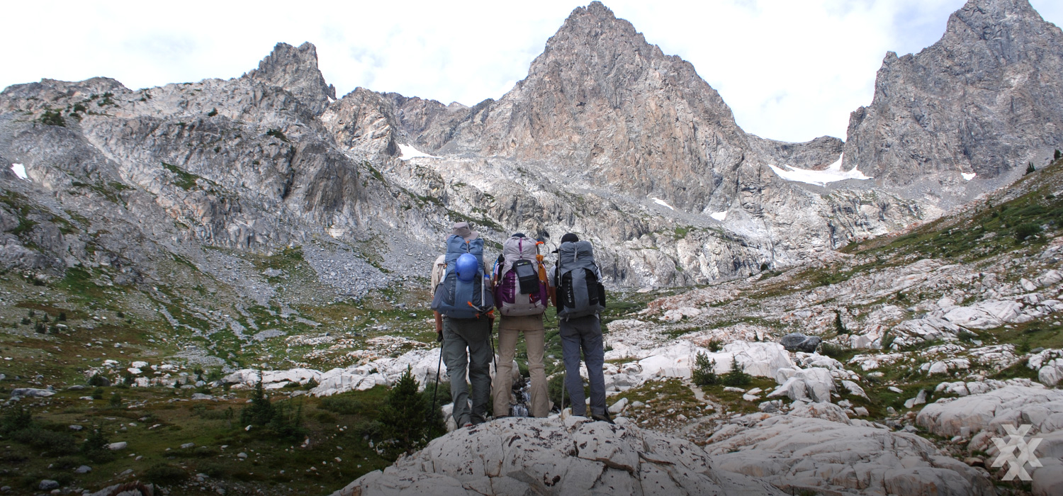 4XPEDITION Adventurer Excursions Mount Ritter Backpacking