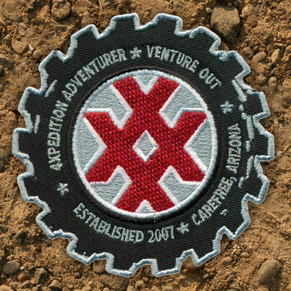 4XPEDITION Limited Edition Patch