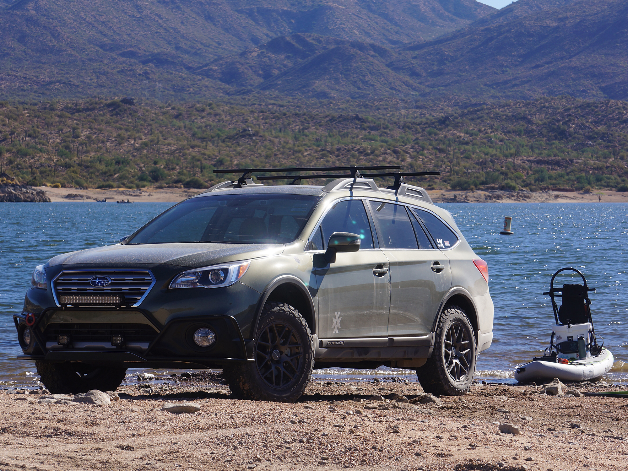 4XPEDITION Subaru Outback