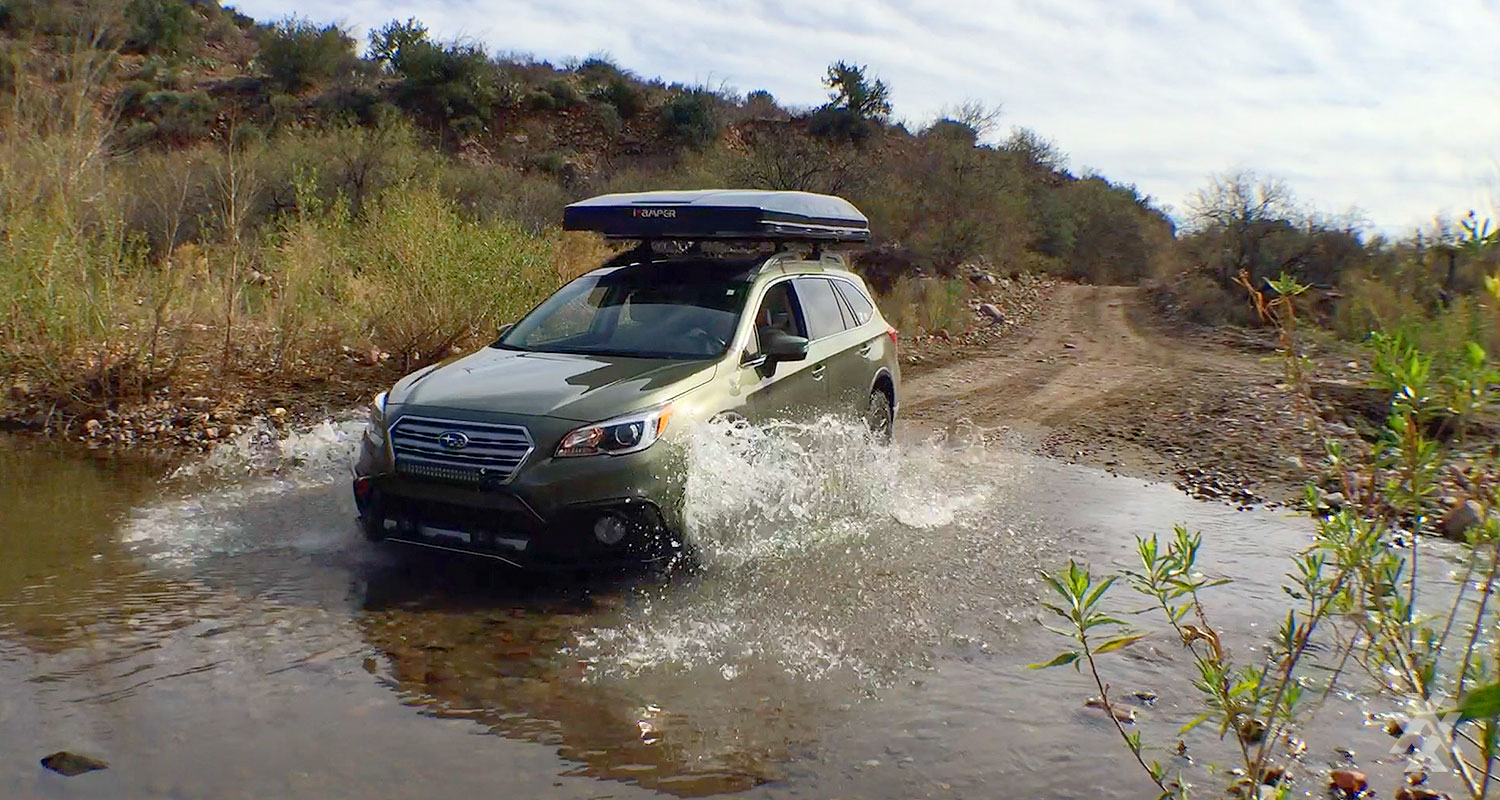 4XPEDITION Subaru Outback 3.6R Overland Road Warrior