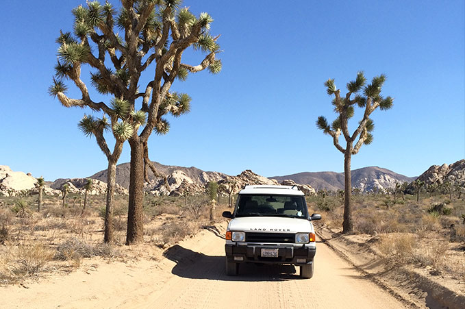 4XPEDITION Land Rover Discovery Overland Build