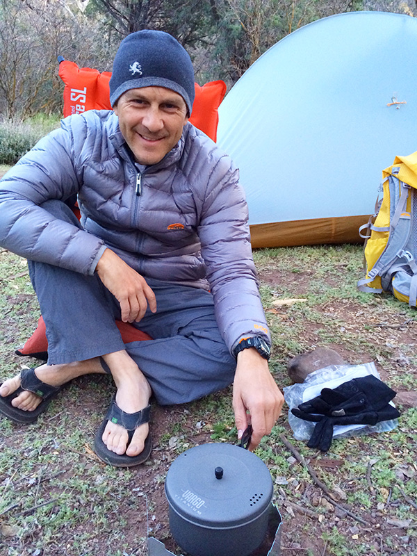 4xpedition Scott Leuthold Backpacking