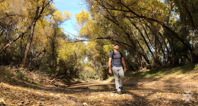 4XPEDITION Scott Leuthold San Pedro River Valley Arizona