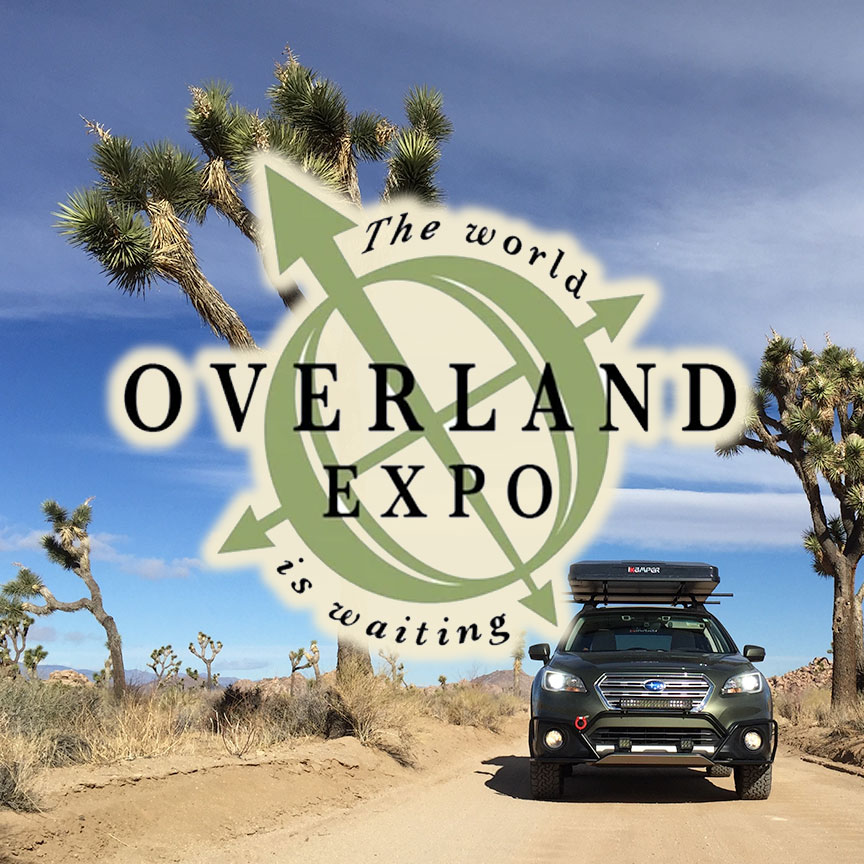 4XPEDITION Overland Expo 2020