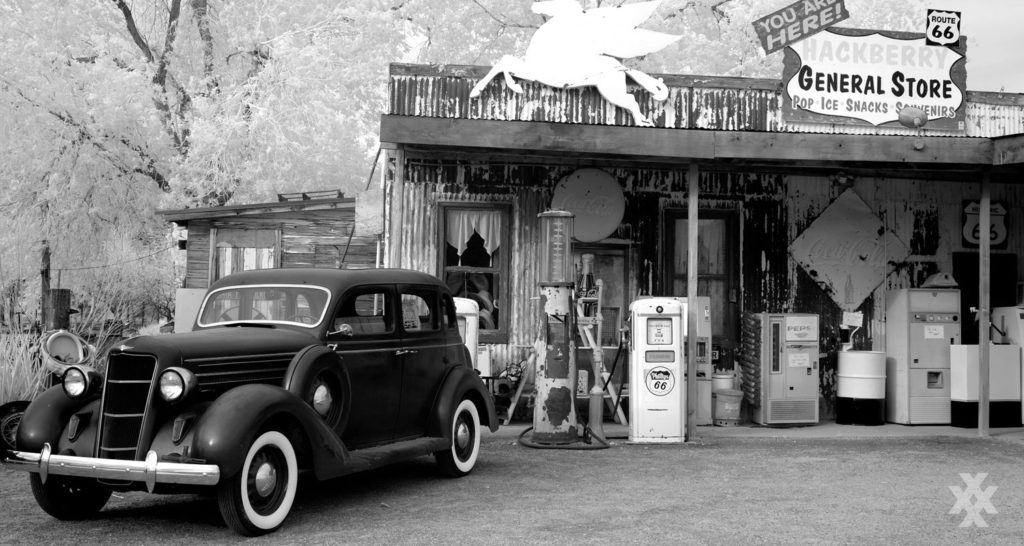 4XPEDITION Route 66 Historic