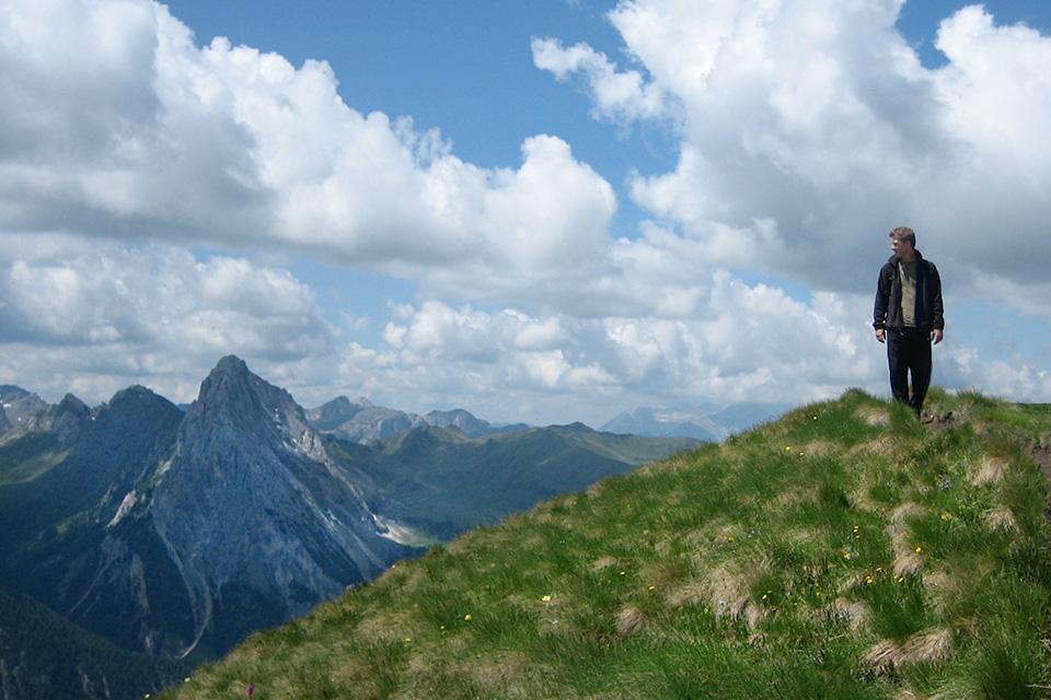 Scott Leuthold 4XPEDITION Italian Dolomites