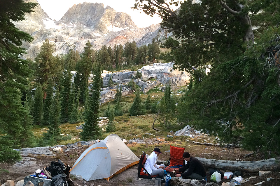 4xpedition backpacking scott leuthold john muir trail