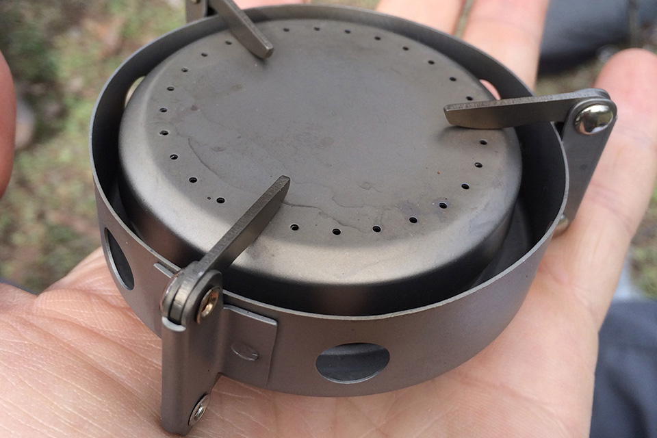 4xpedition backpacking equipment vargo alcohol stove
