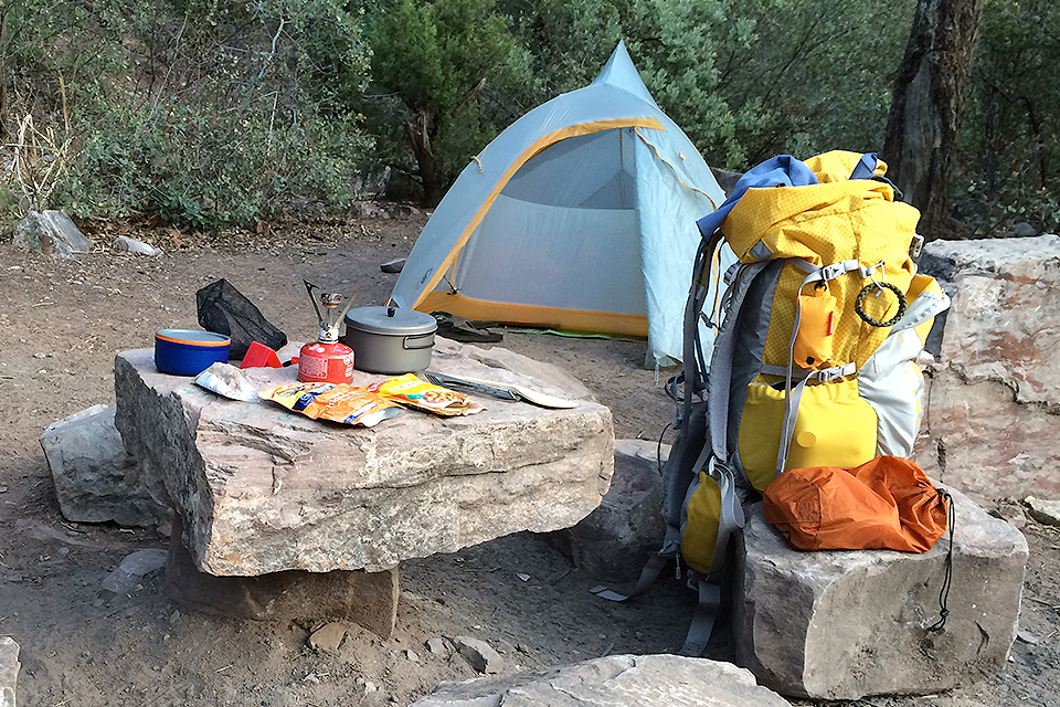 4xpedition backpacking equipment