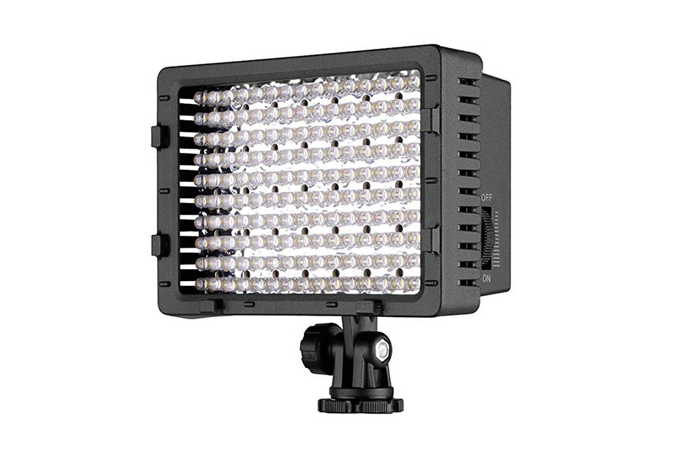 4xpedition filming equipment led light