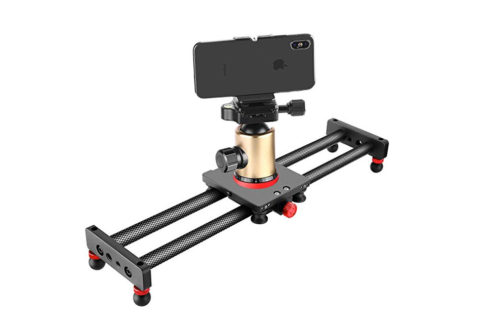 4xpedition filming equipment slider