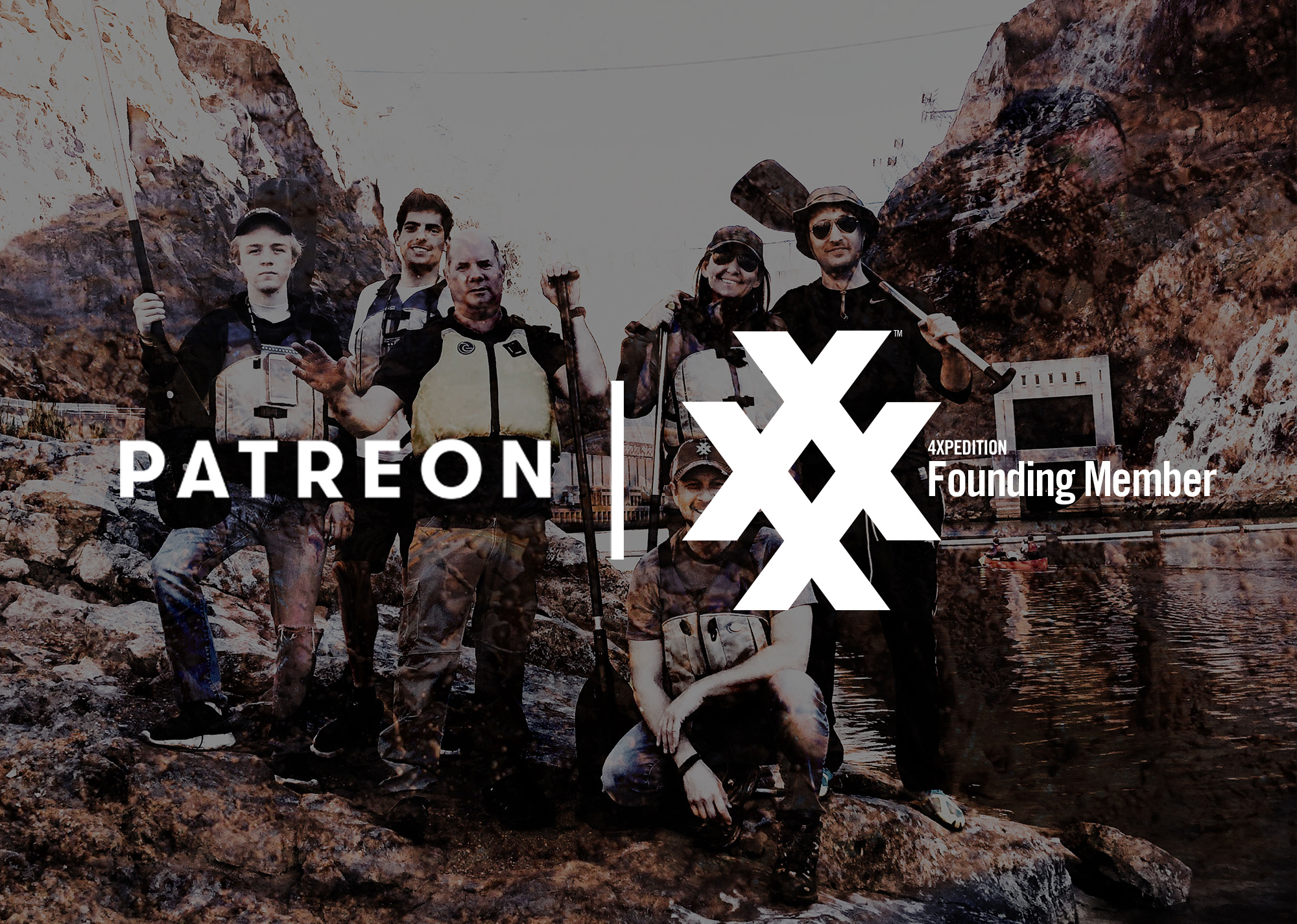 4xpedition patreon members